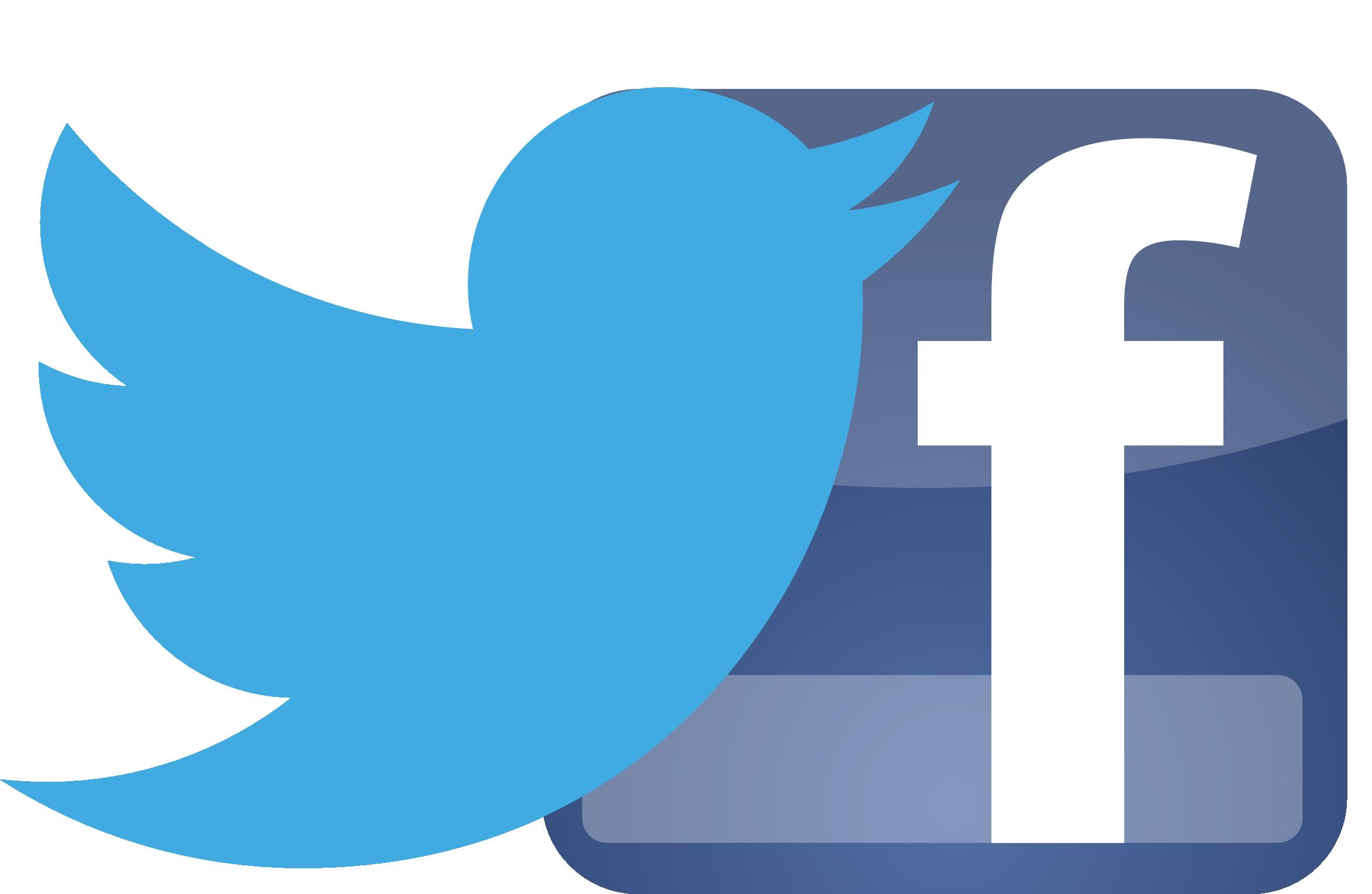 twitter facebook sosyal medya
